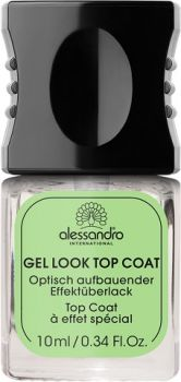 alessandro GEL LOOK Top Coat