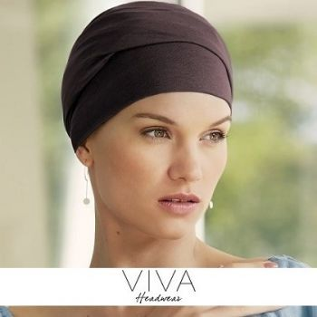 TURBAN ZOYA-552 (raisin)
