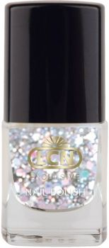 "LCN Nagellack ""New Year's Divas"" Bright Top Coat"