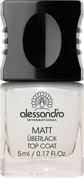 alessandro TOP COAT Matt
